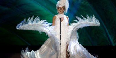 Bea Toivonen, Miss Finlandia Foto:AP