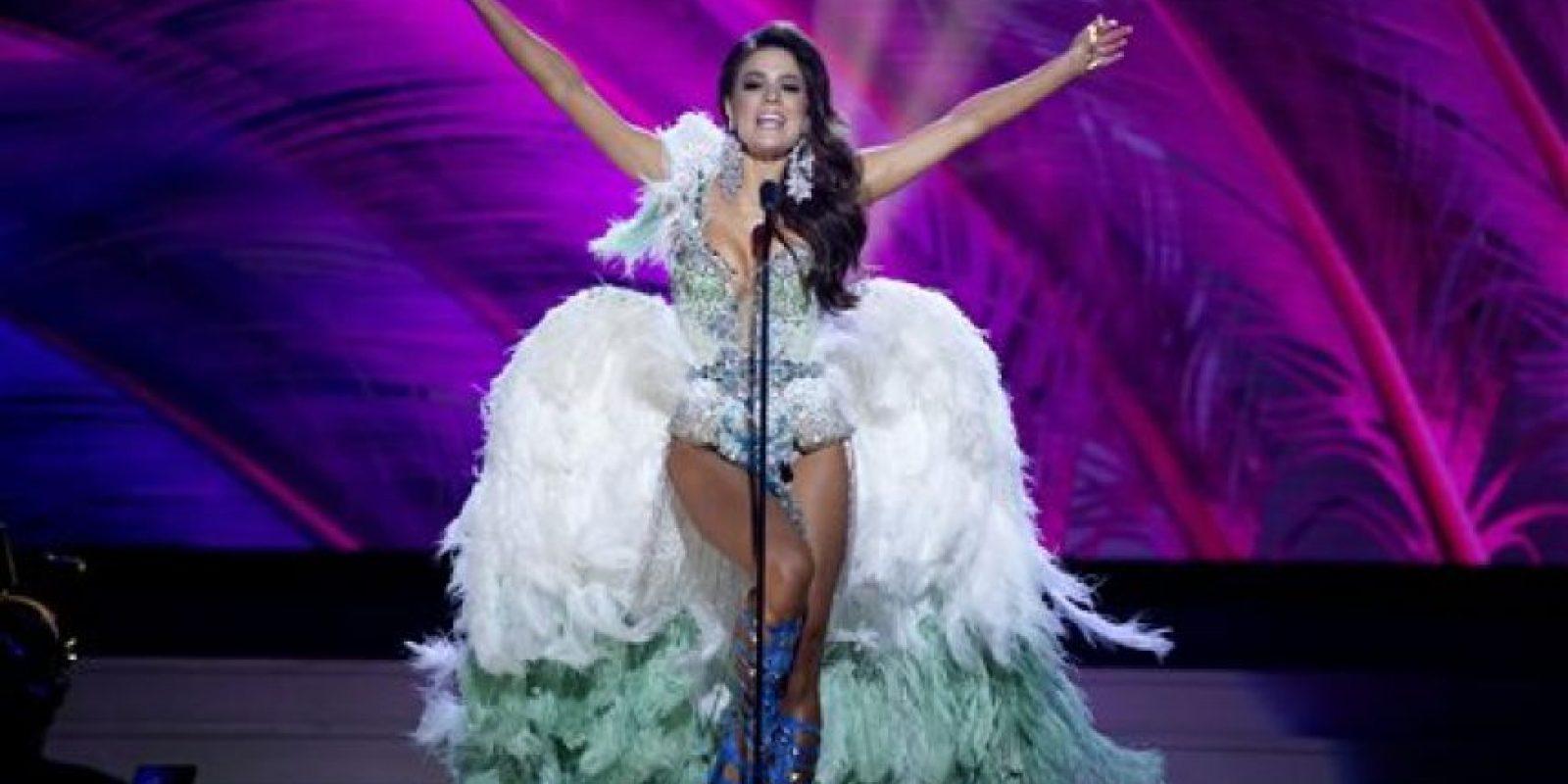 Melissa Gurgel, Miss Brasil Foto:AP