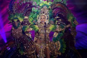 Marline Barberena, Miss Nicaragua Foto:AP