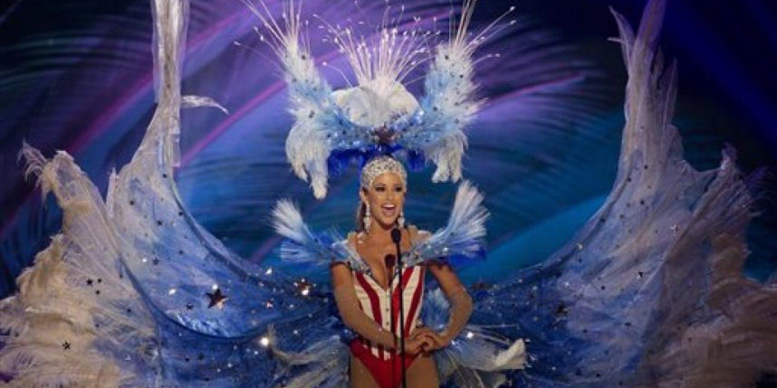 Nia Sanchez, Miss Estados Unidos Foto:AP