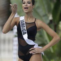 Kaci Fenell, Miss Jamaica Foto:AP