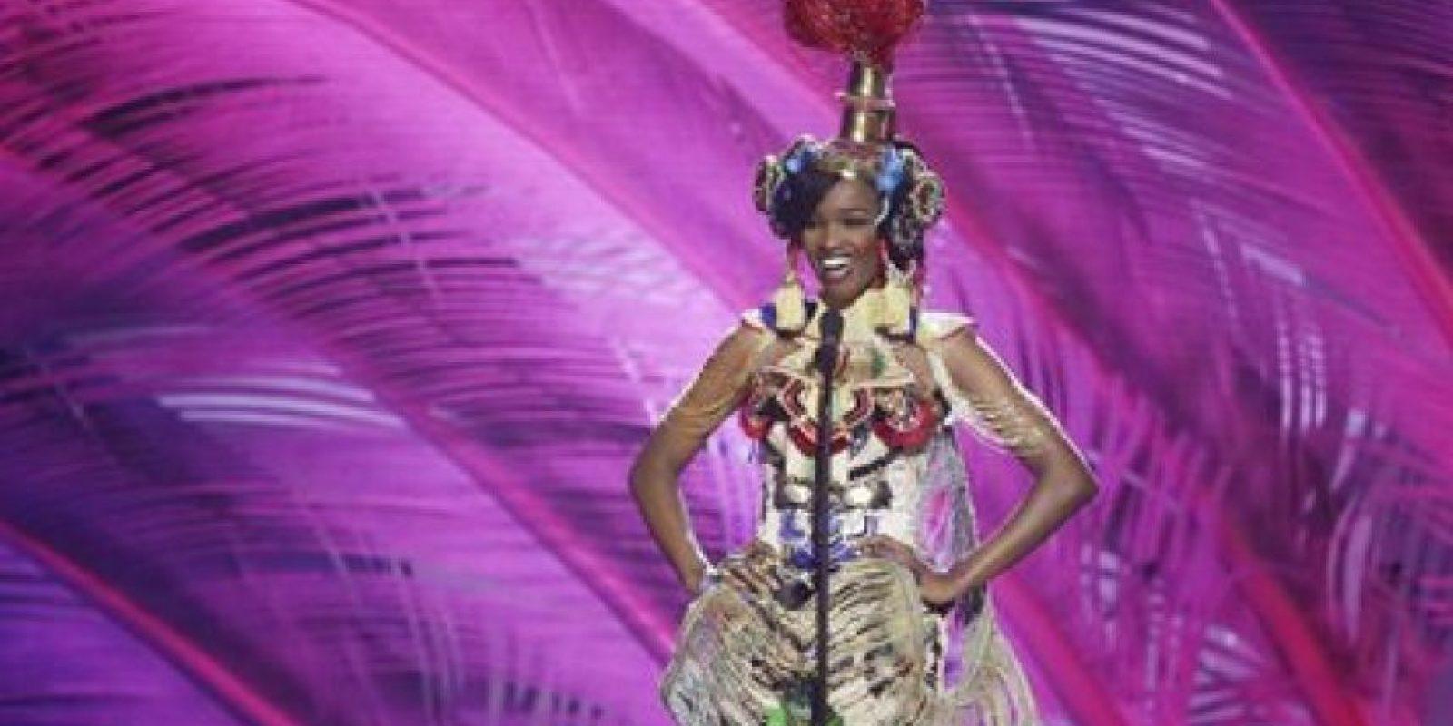 Zuleica Wilson, Miss Angola Foto:AP