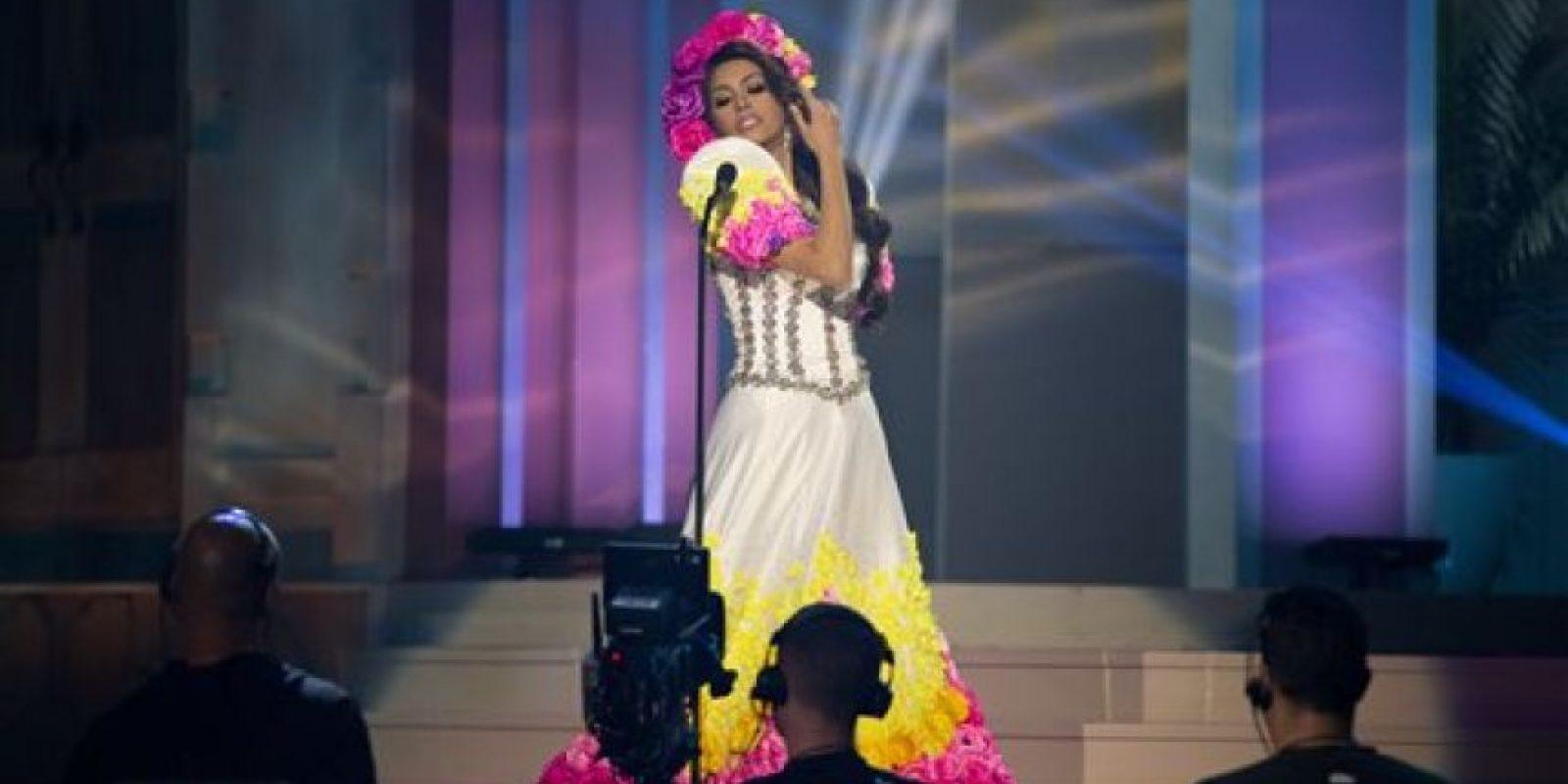 Mary Jean Lastimosa, Miss Filipinas Foto:AP