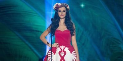 Marcela Chmielowska, Miss Polonia Foto:AP