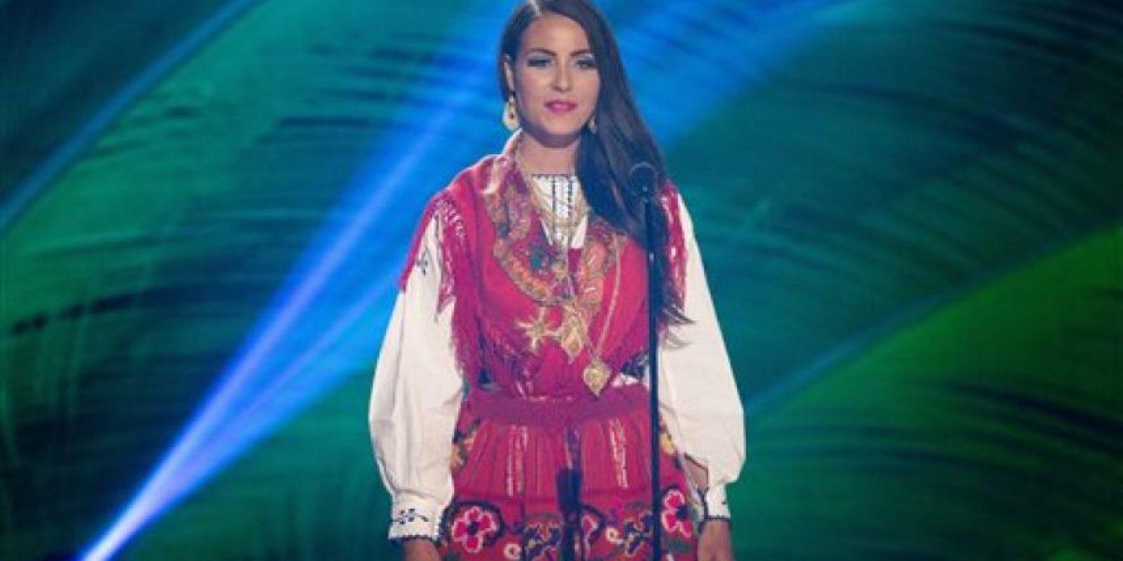 Patricia da Silva, Miss Portugal Foto:AP
