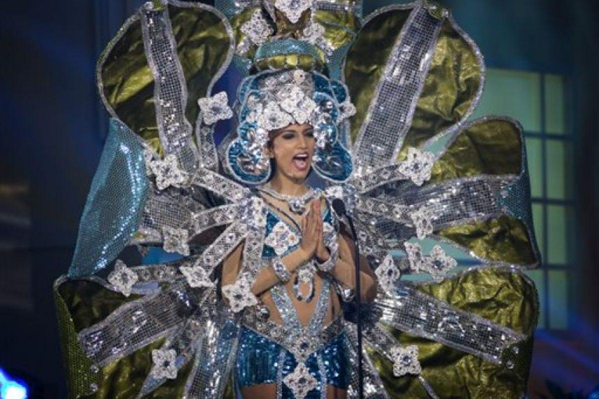 Marianne Page, Miss Sri Lanka Foto:AP