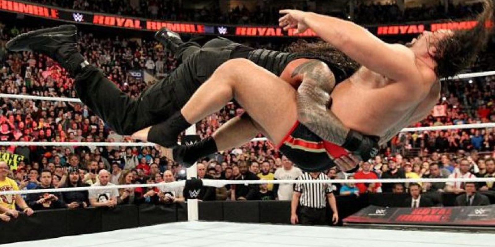 El último eliminado fue Rusev Foto:WWE