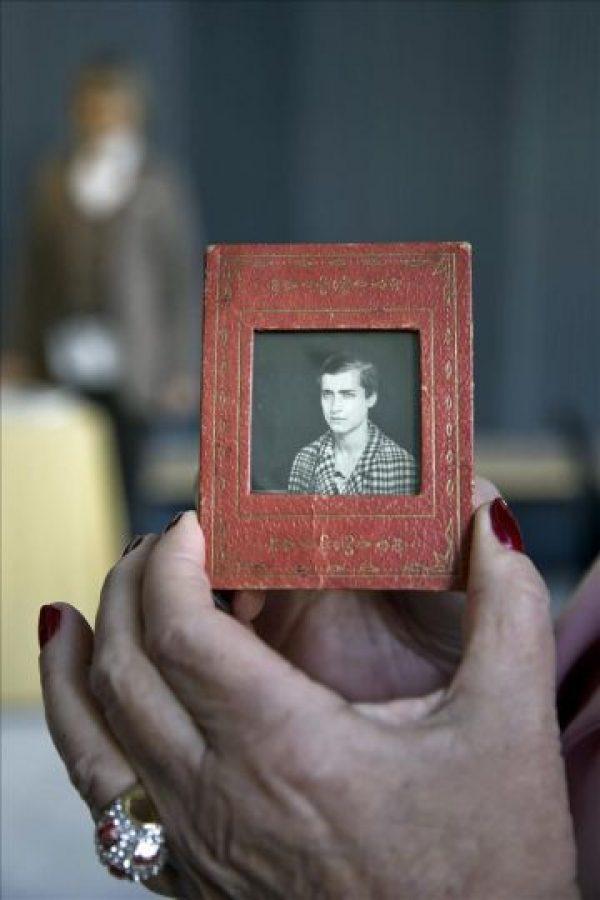 """Retrato de la joven artista Marga Gil Roësset, que se suicidó a los 24 años al entender que su amor por Juan Ramón Jiménez nunca sería correspondido, mostrado durante la presentación hoy en Madrid del libro """"Marga"""" que recoge su dramática historia. EFE"""