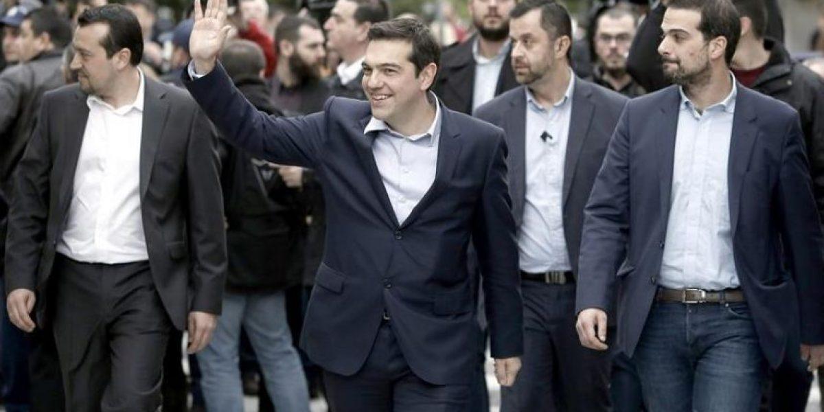 Grecia estrena Gobierno, un equipo reducido con nuevos acentos