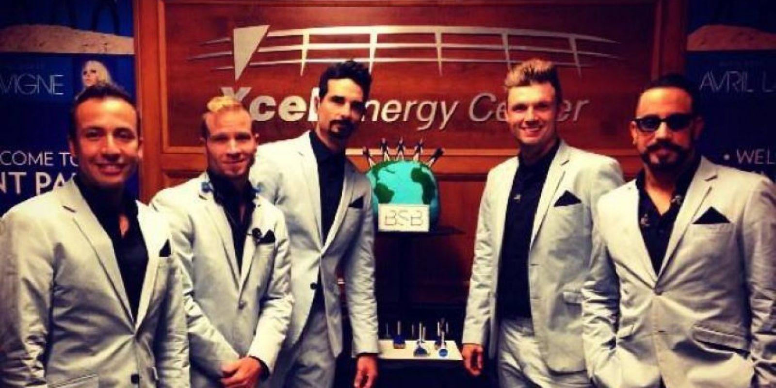 En la actualidad Foto:Facebook/Backstreet Boys