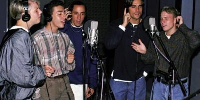 Antes Foto: Facebook/Backstreet Boys