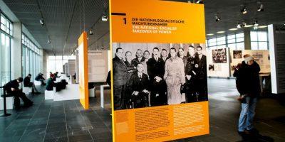 """Alemania: Museo """"Topografía del Terror"""", ubicado en Berlín Foto:Getty Images"""