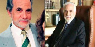 el actor peruano Ricardo Blume le dio vida a Don Fernando de la Vega.