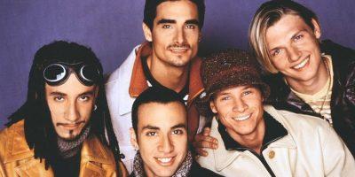 Antes Foto:Facebook/Backstreet Boys