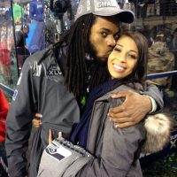 Es pareja de Richard Sherman, defensivo de Seattle Foto: Instagram: @msmoss22