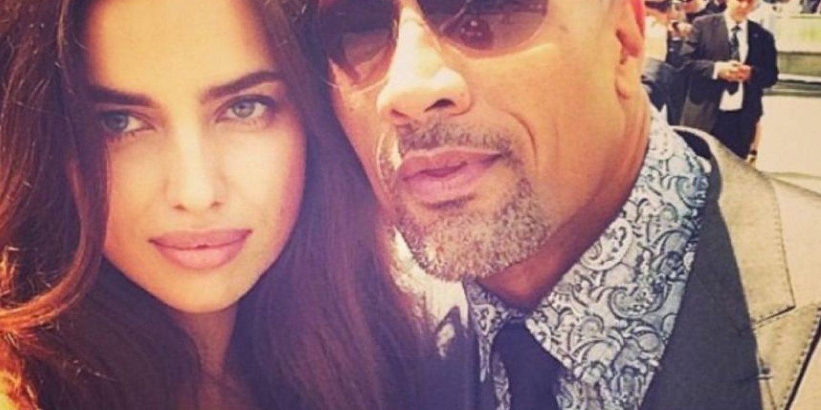 Podría haber tenido injerencia en la separación de la pareja Foto:Instagram: @therock
