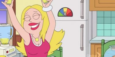 "Francine Smith, de ""American Dad"" Foto: Fox"