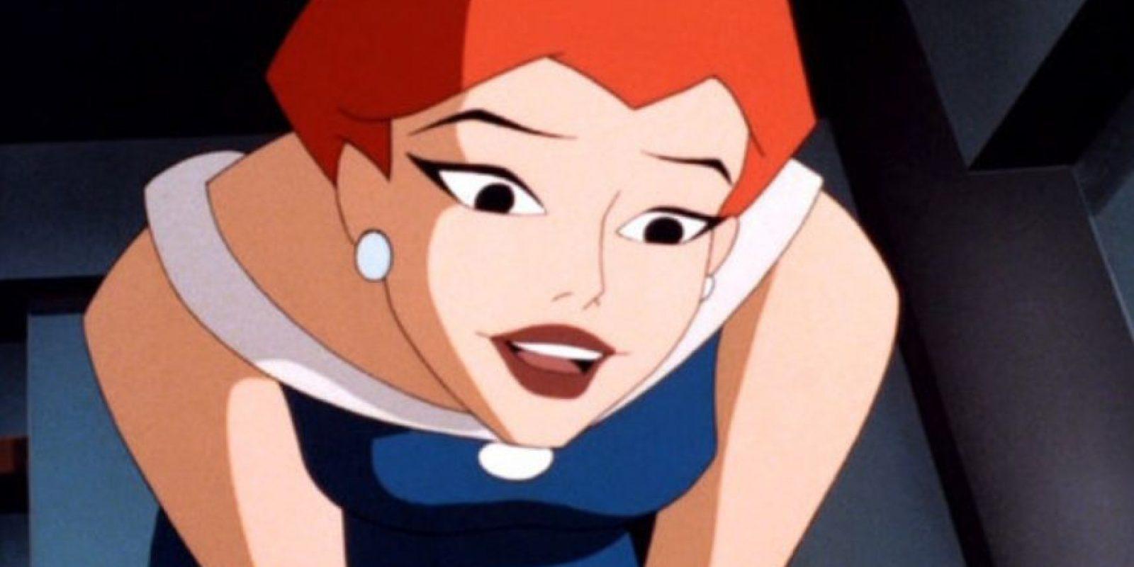 "Mary McGuinnis de ""Batman del Futuro"" Foto:DC"