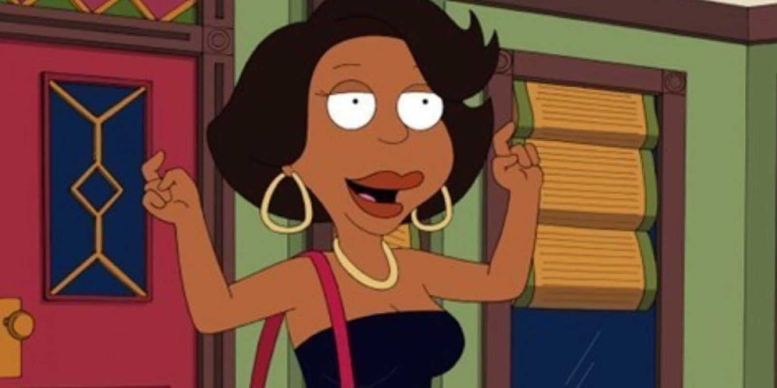 "Donna Tubs- Brown, de ""The Cleveland Show"" Foto: Fox"