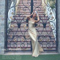 Combina el estilo clásico para vestir de los años 50 con su belleza caribeña. Foto:Facebook/Kaci Fennell.