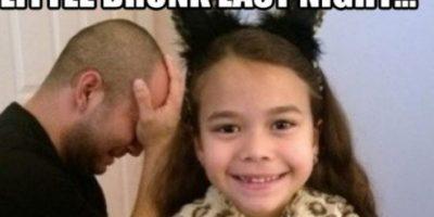 Papi se equivocó, nena. Foto:StupidPeople.com