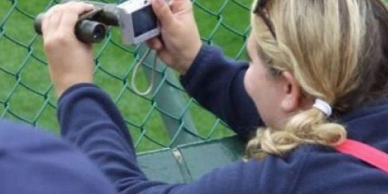 "Así va a hacer ""zoom"" Foto:StupidPeople.com"