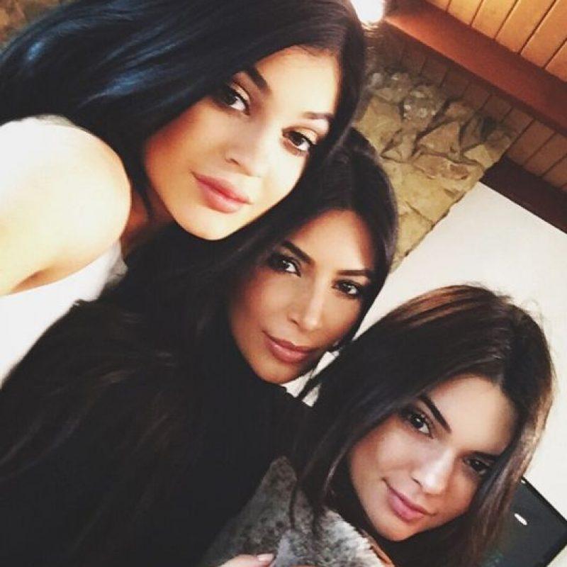 """4. Aunque su hermana """"rompió Internet"""" con su trasero, Kendall lo ha hecho en el mundo de la moda con sus propias poses y contratos multimillonarios con varias marcas. Foto:Instagram/Kendall Jenner"""