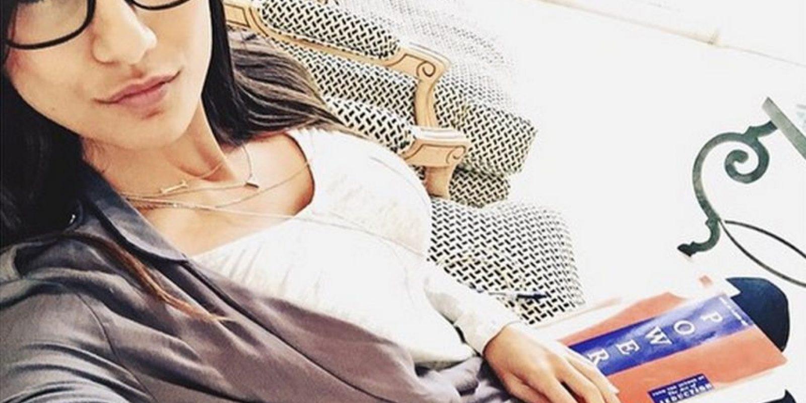 La libanesa Mia Khalifa vive en Miami, Estados Unidos, donde ejerce profesionalmente como actriz de películas para adultos Foto:Instagram @miakhalifa1