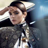 8. Kendall quiere ser famosa por ser una top model. No como su hermana, que comenzó a hacerlo por su reality y su video sexual Foto:Instagram/Kendall Jenner