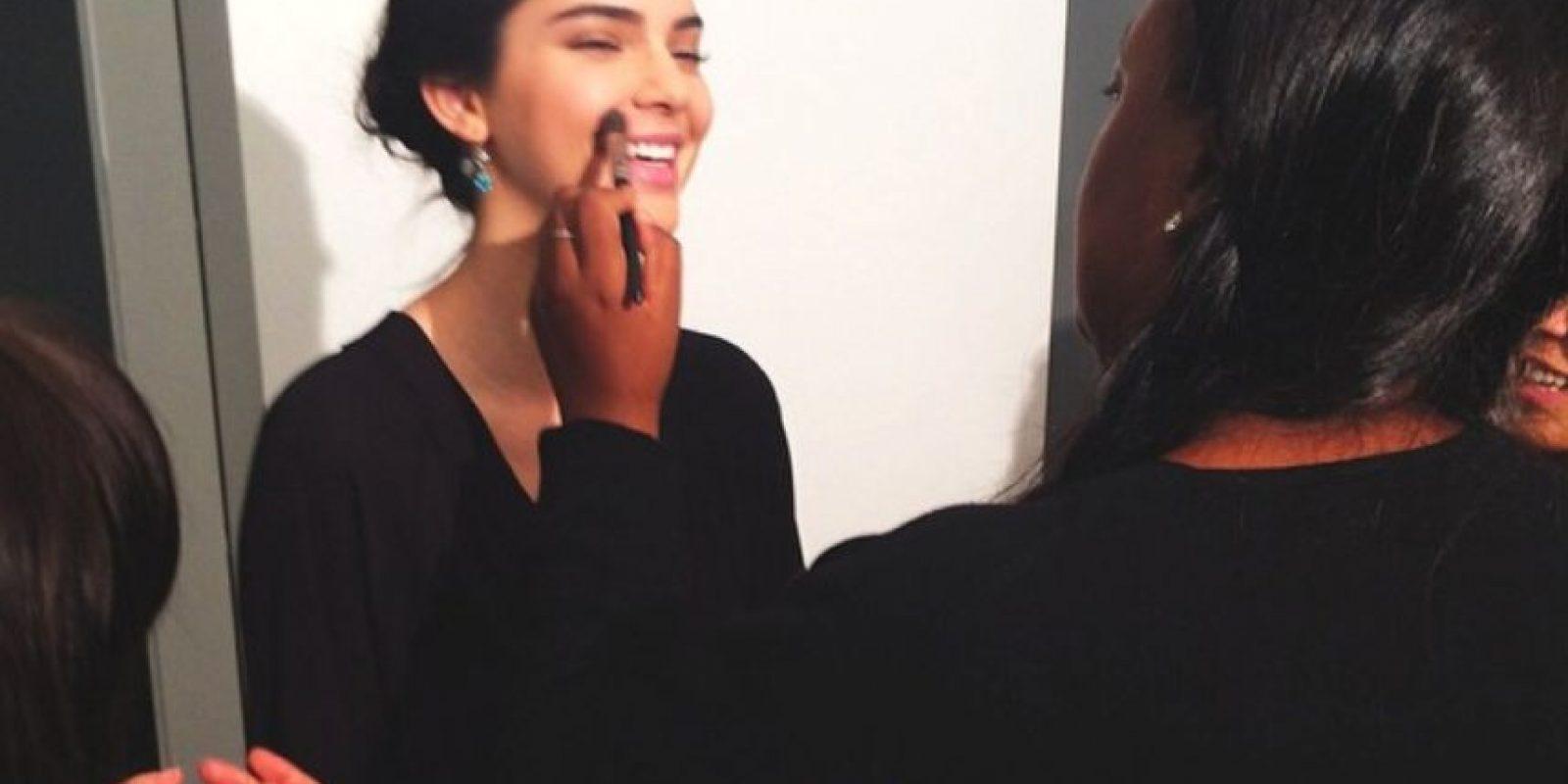 16. Probablemente, a la edad de Kim, Kendall ya tenga un sólido currículum que incluya más de lo que su hermana ha hecho y por lo que es conocida. Foto:Instagram/Kendall Jenner