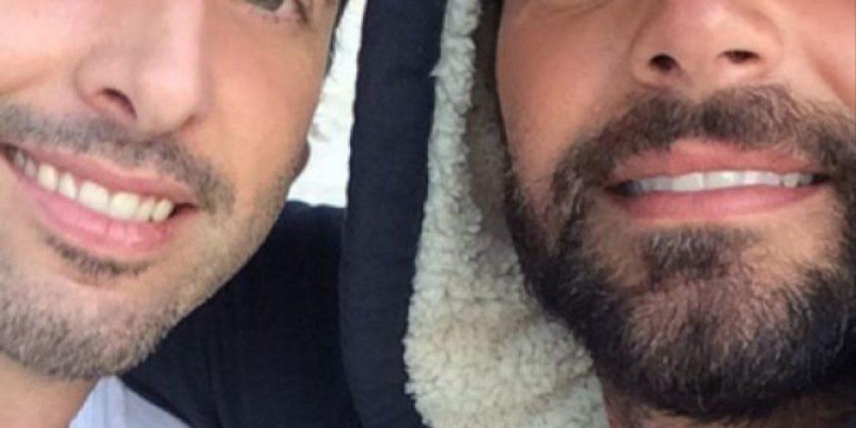 Ricky Martin sobre su ex: