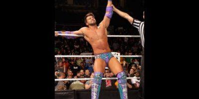 Se trata de Justin Gabriel Foto:WWE