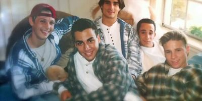 Antes Foto:instagram/Backstreet Boys