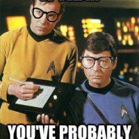 """Star Trek"" (1966) Foto:Twitter"