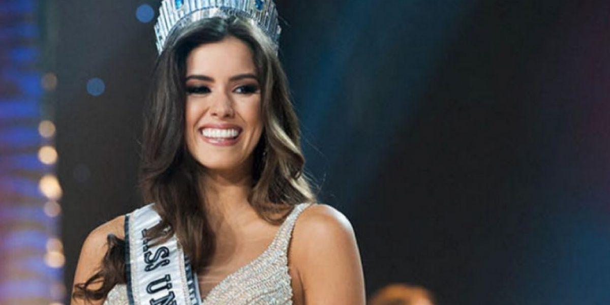 Paulina Vega aclaró chismes y habló del concurso Miss Tanguita