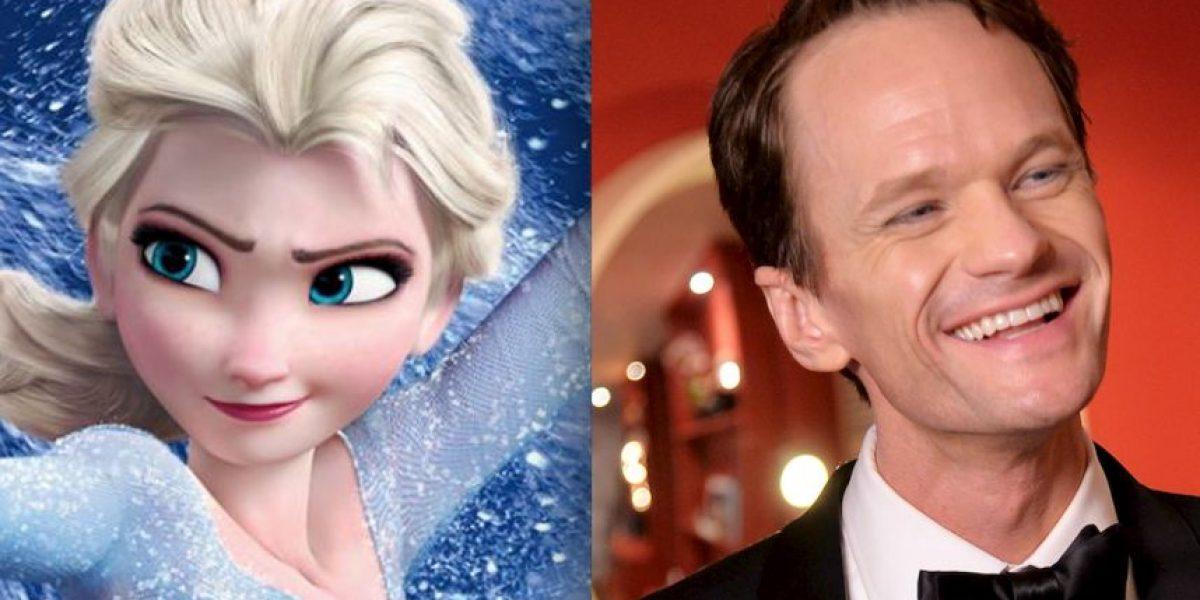 """""""Frozen"""" y Neil Patrick Harris podrían sorprender en los premios Óscar"""