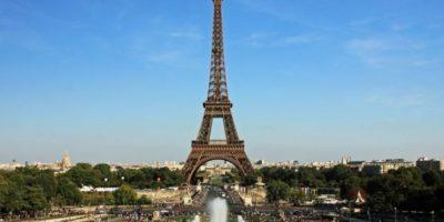 """F""""Torre Eiffel"""": Es una especie de """"asador"""", pero con más personas involucradas. Foto:Wikipedia"""