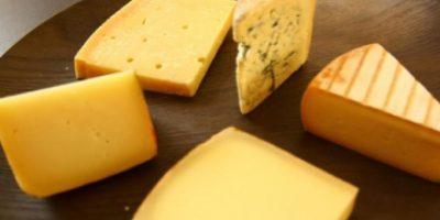 Por su fuente de proteínas y calcio son alimentos calóricos. Si no se consumen con moderación podrían brindarnos calorías de más. Foto:Wikimedia