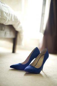 8. Usar zapatos de tacón fortalece el suelo pélvico de las mujeres. Foto:Pixabay