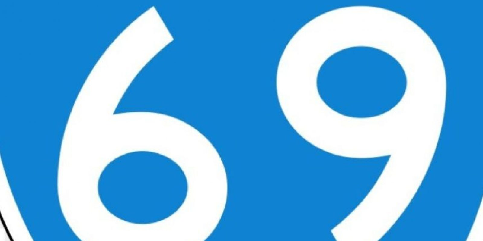 69: Dos personas tienen sexo oral mutuamente, en posición invertida. Foto:Wikipedia