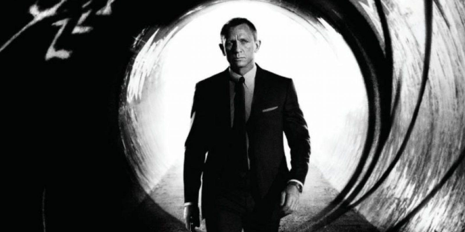 El personaje fue creado en 1952 por Ian Fleming Foto:Facebook: James Bond