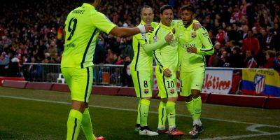 5. Barcelona cuenta con 154 mil socios Foto:Getty