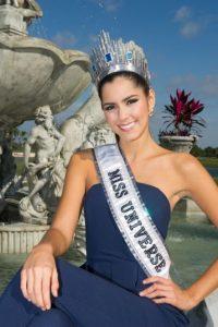 Paulina Vega Dieppa, Miss Universo Foto:Miss Universe