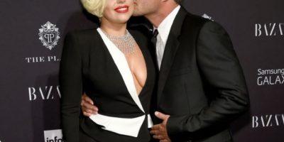 Gaga sale con él desde 2011 Foto:Getty Images