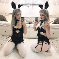 Ahora se desnuda ante la webcam. Foto:VexTape/Instagram