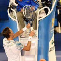 Este fin de semana llega a su fin el primer Grand Slam de la temporada Foto:AFP