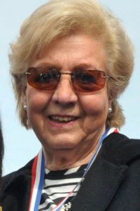 Marlene Ahrens – Chile. Medalla de plata en lanzamiento de jabalina en Melbourne 1956. Foto:Wikimedia Commons