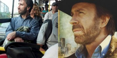 Chuck Norris Foto:Parecidos De Bondis/Facebook