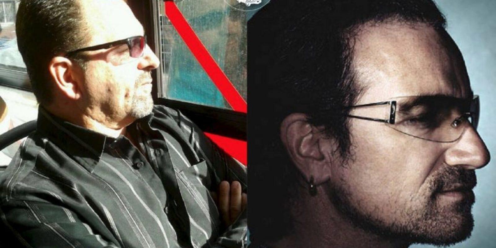 Bono Foto:Parecidos De Bondis/Facebook