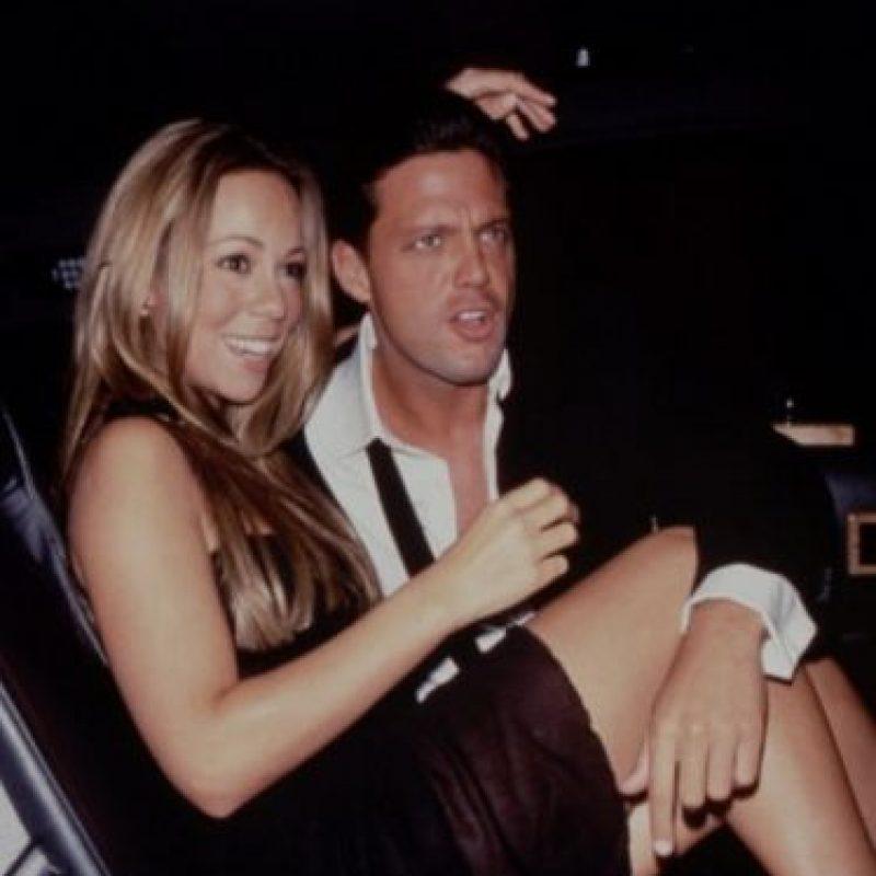 Luego de estar con Carey estuvo con famosas como Myrka Dellanos y Luciana Salazar. Se casó en 2005 con la actriz Aracely Arámbula. Foto:Getty Images